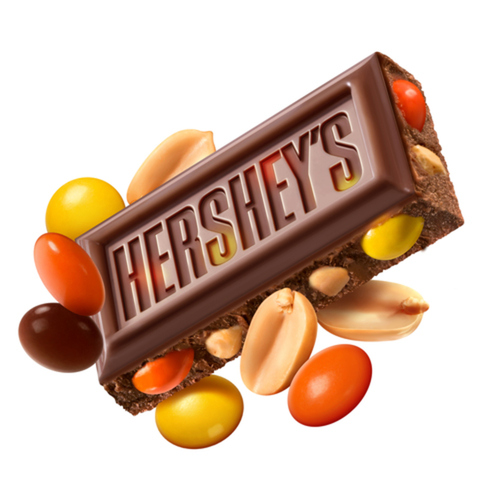 Hershey Reese Pieces Milk Chocolate With Peanuts 105 g