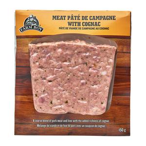 Farm Boy Meat Pâté de Campagne with Cognac 150 g