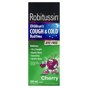 Robitussin Bedtime Children's Cough & Cold 100 ml