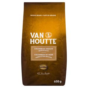 Van Houtte Whole Bean Coffee Colombian Medium Roast 650 g