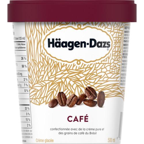 Häagen-Dazs Coffee Ice Cream 500 ml