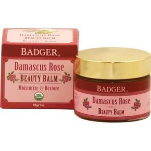 Badger Damascus Rose Beauty Balm 28 g