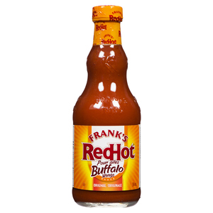 Frank's Red Hot Sauce Buffalo Wing 354 ml