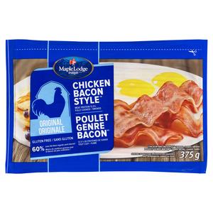 Maple Lodge Farms Chicken Bacon 375 g