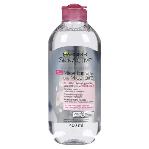 Garnier SkinActive Micellar Water 400 ml