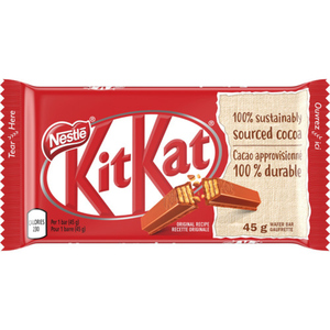 Nestle Kit Kat Milk Chocolate Bar 45 g