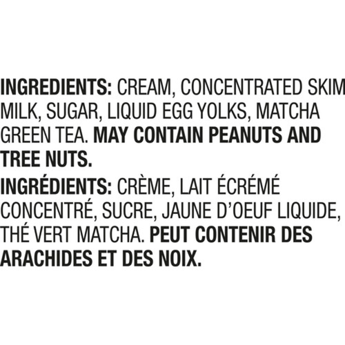 Häagen-Dazs Matcha Green Tea Ice Cream 500 ml