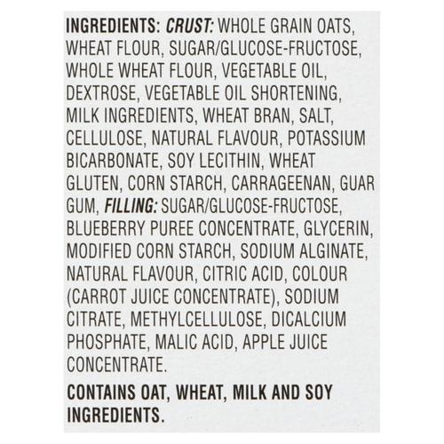 Kellogg's Nutrigrain Cereal Bars Blueberry  8 x 37 g