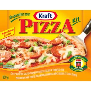 Kraft Pizza Kit 850 g