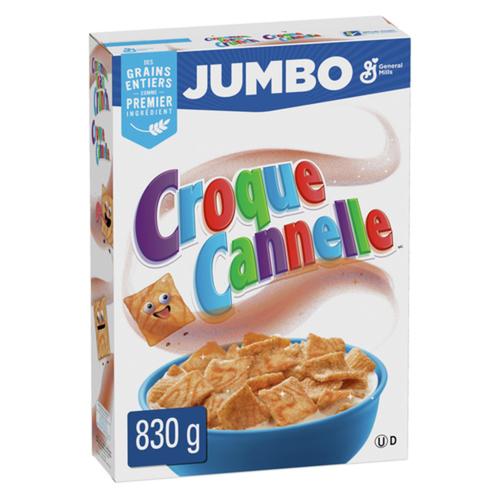 General Mills Cinnamon Toast Crunch Jumbo Cereal 830 g