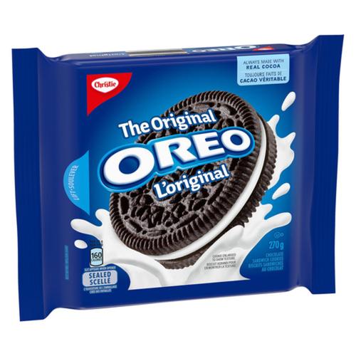 Christie Oreo Cookies Original 270 g