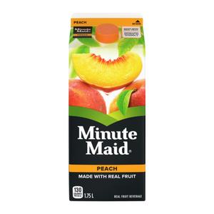 Minute Maid Juice Peach 1.75L