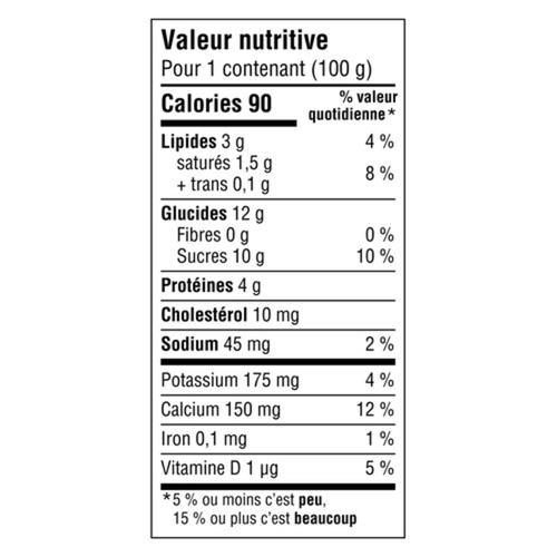 Activia Lactose-Free Yogurt Strawberry Peach Mango Blueberry 12 x 100 g
