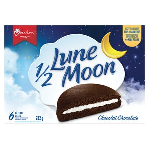 Vachon ½ Lune Moon Chocolate Cakes 282 g