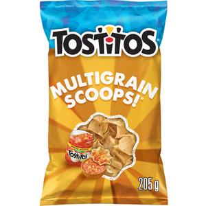 Tostitos Scoops Tortilla Chips Multigrain 205 g