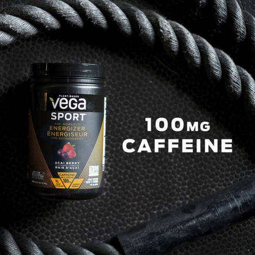 Vega Sport Sugar-Free Energizer Acai Berry Single
