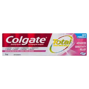 Colgate Total Advanced Sensitive Toothpaste 70 mL