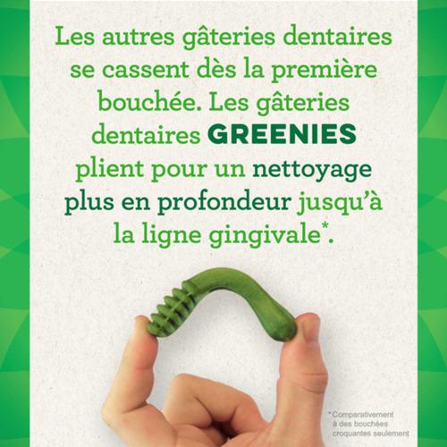 Greenies Original Large Natural Dental Care Dog Treats 8 Treats 12oz.