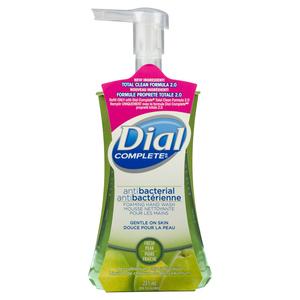Dial Complete Fresh Pear Pump Hand Soap 221 mL