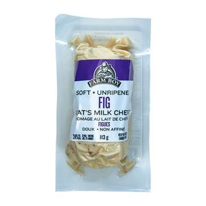 Farm Boy Goat's Milk Cheese Fig 113 g