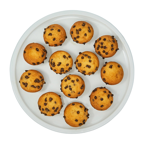 Compliments Mini Muffins Chocolate Chip 276 g