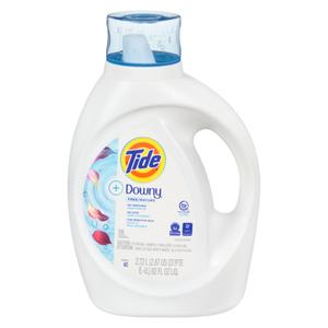 Tide HE WTD Free Liquid Laundry Detergent 2.72 L