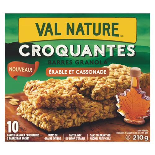 Nature Valley Granola Bar Maple Brown Sugar 210 g