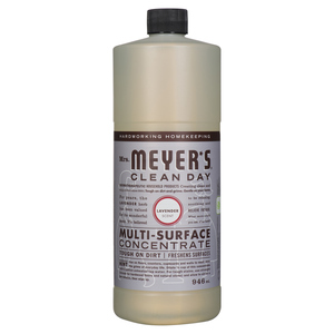Mrs. Meyer's Clean Day Concentrated Cleaner Multi Surface Lavender 946 ml