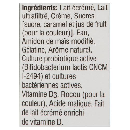 Activia Stirred Vanilla Yogurt 650 g