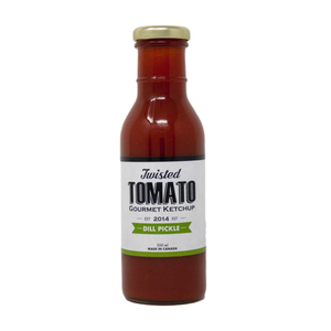 Twisted Tomato Ketchup Dill Pickle 355 ml