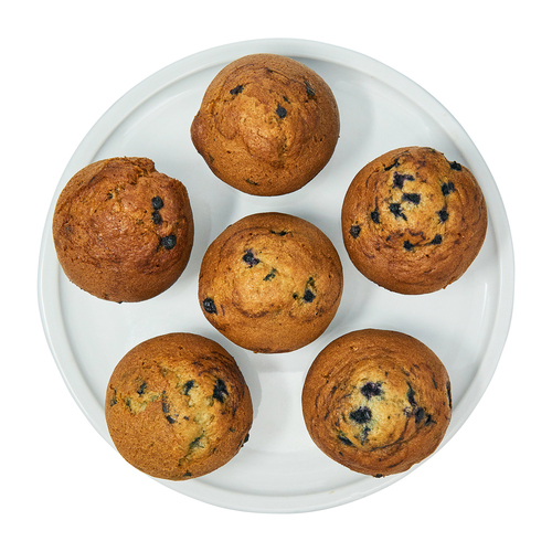 Compliments Muffins Blueberry 600 g