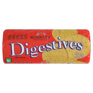 Royalty Digestives Cookies 400 g
