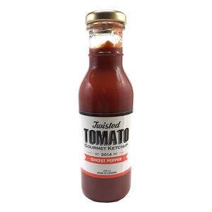 Twisted Tomato Ghost Pepper Ketchup 355 ml
