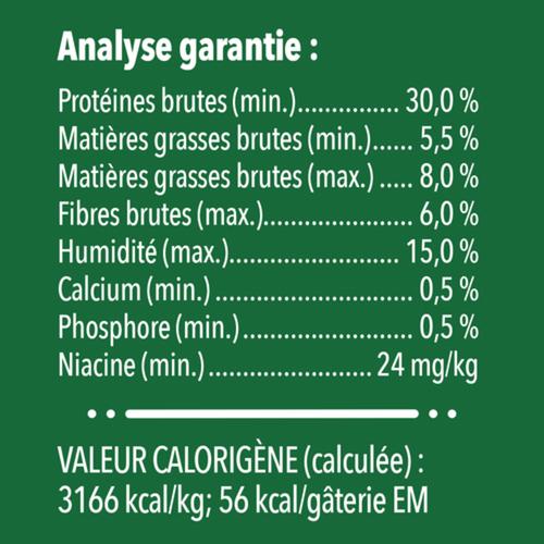 Greenies Original Petite Natural Dental Dog Treats 10 Treats 6 oz. Pack