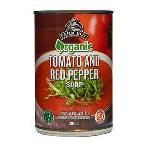 Farm Boy Organic Soup Tomato & Red Pepper 398 ml