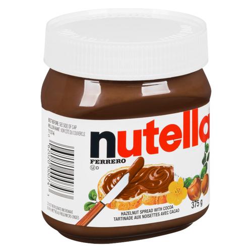 Nutella Hazelnut Spread 375 g