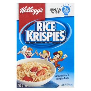 Kellogg's Rice Krispies Cereal 285 g