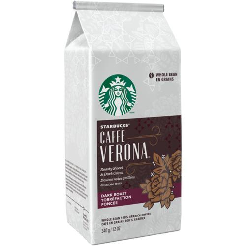 Starbucks Caffè Verona Whole Bean Coffee 340 g