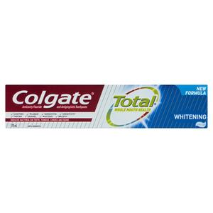 Colgate Total Whitening Toothpaste 170 ml