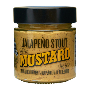 Farm Boy Mustard Jalapeño Stout 225 ml