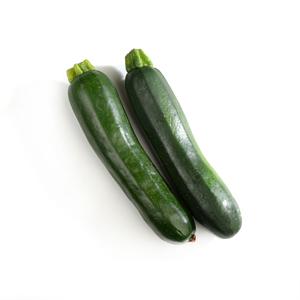 Green Zucchini 2 Count