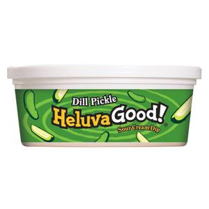 Heluva Good! Sour Cream Dip Dill Pickle 250 g