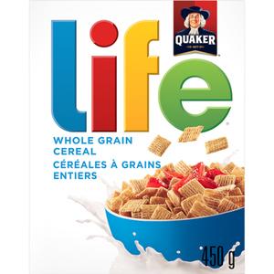 Quaker Life Original Cereal 450 g
