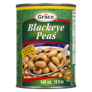 Grace Black Eye Peas 540 ml