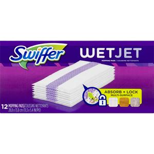 Swiffer Wet Jet Refill Pads 12 EA