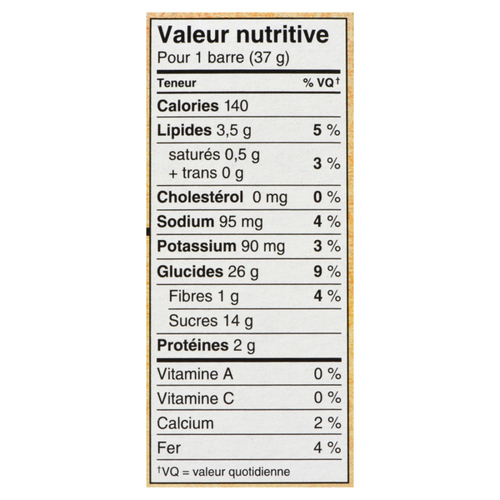Kellogg's Nutrigrain Cereal Bars Apple Cinnamon 8 x 37 g