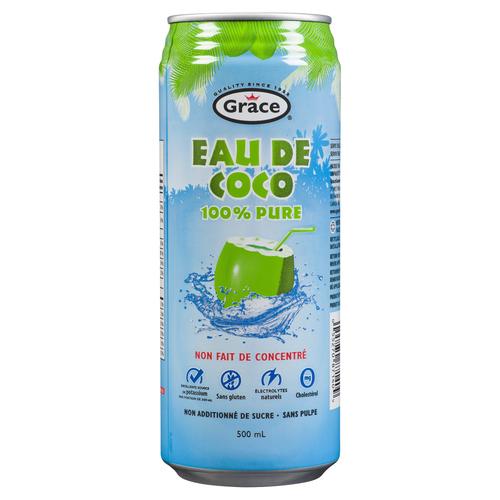 Grace 100% Pure Coconut Water 500 ml