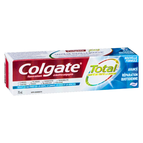 Colgate Total Advanced Daily Repair Toothpaste 70 ml