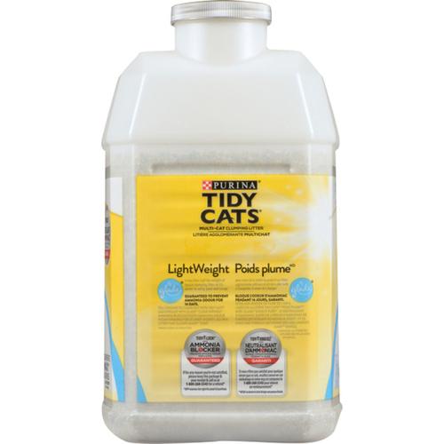 Tidy Cats Glade Clear Springs Lightweight Cat Litter Box Filler 2.72 kg