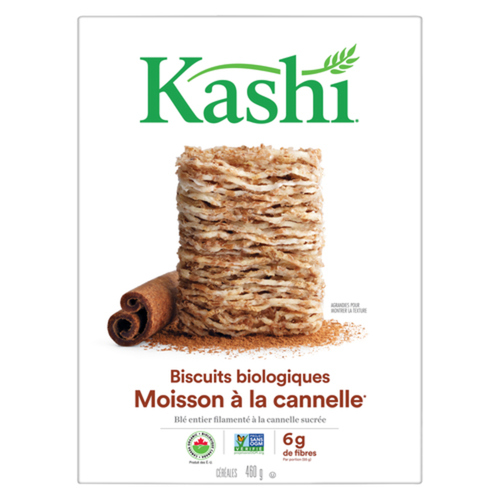 Kashi Promise Cinnamon Harvest Organic Cereal 460 g
